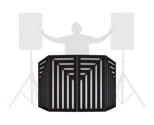 Ширма для DJ DF004